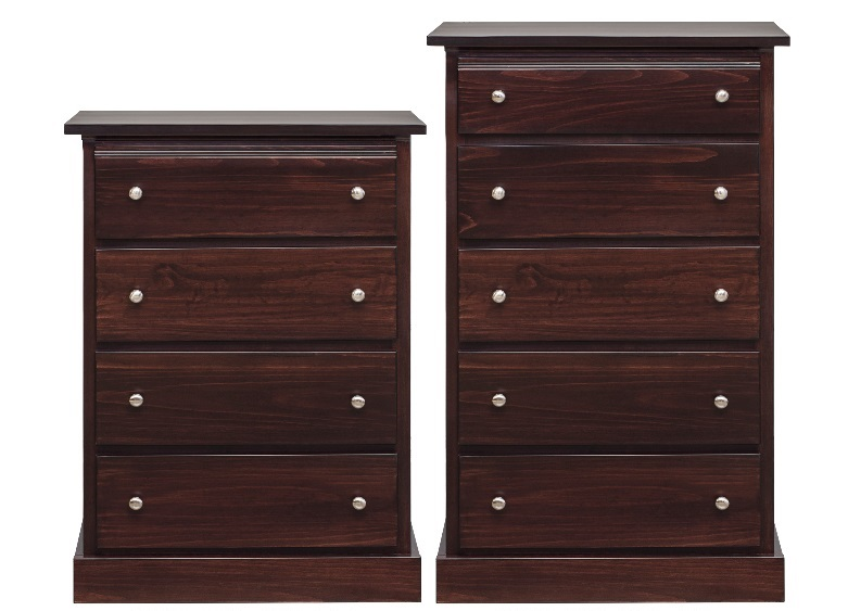 Decora 5 Drawers Chest Deep